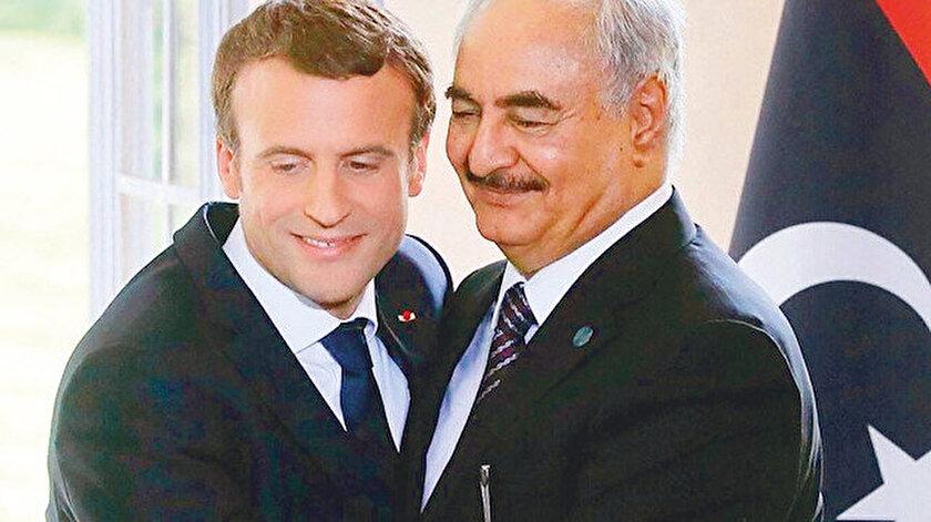 Emmanuel Macron - Hafter