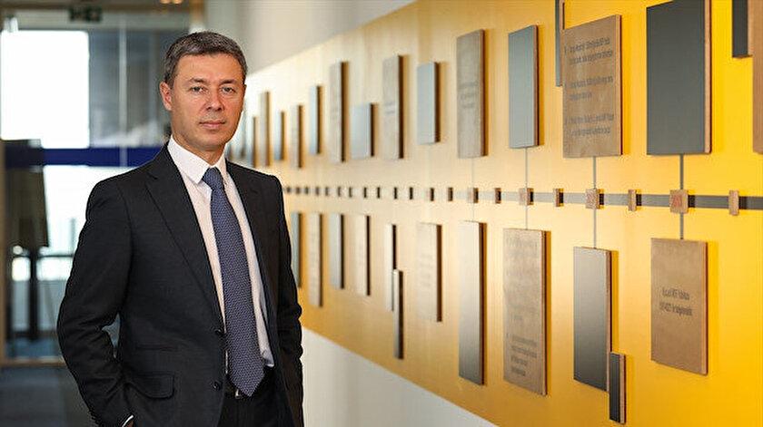 Yıldızlar Yatırım Holding Yönetim Kurulu Üyesi Hakkı Yıldız.