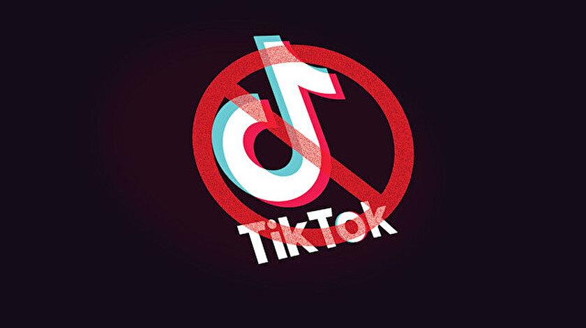TikTok ve birçok Çinli teknoloji şirketi Hindistan'da yasaklandı.