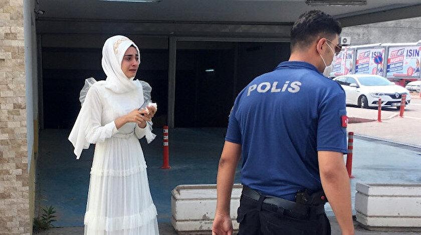 Zorla evlendirilmek istenen genç kızı polis kurtardı.