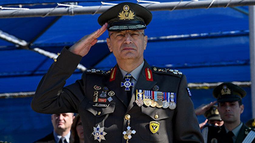 Yunanistan Savunma Bakanı Yardımcısı Alkiviadis Stefanis