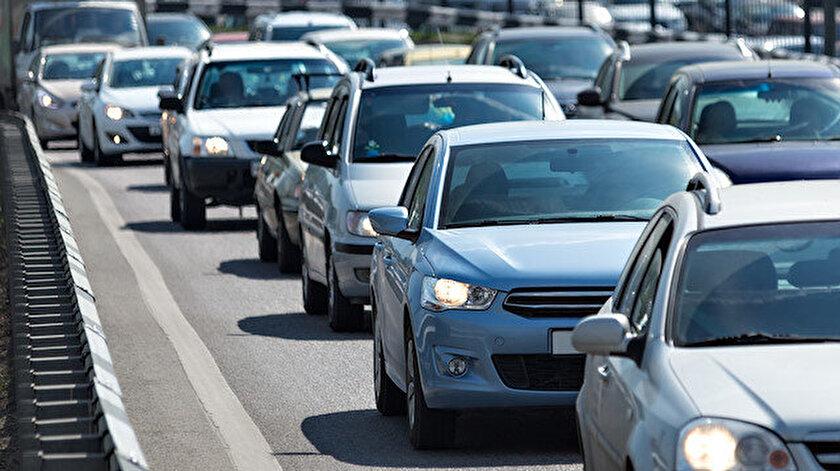 Otomobil satışları, 2020 yılının ilk yarısında geçen yılın aynı dönemine kıyasla yüzde 30,2 arttı.