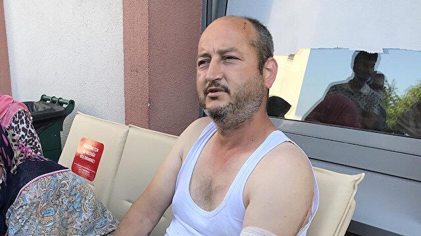 Sakaryadaki patlamada yaralanan işçi Recep Ersoy olay anını anlattı - Sakarya haberleri