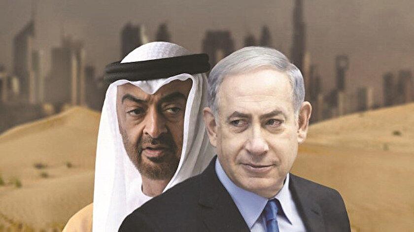 İsrail ve BAE'li şirketler anlaştı.
