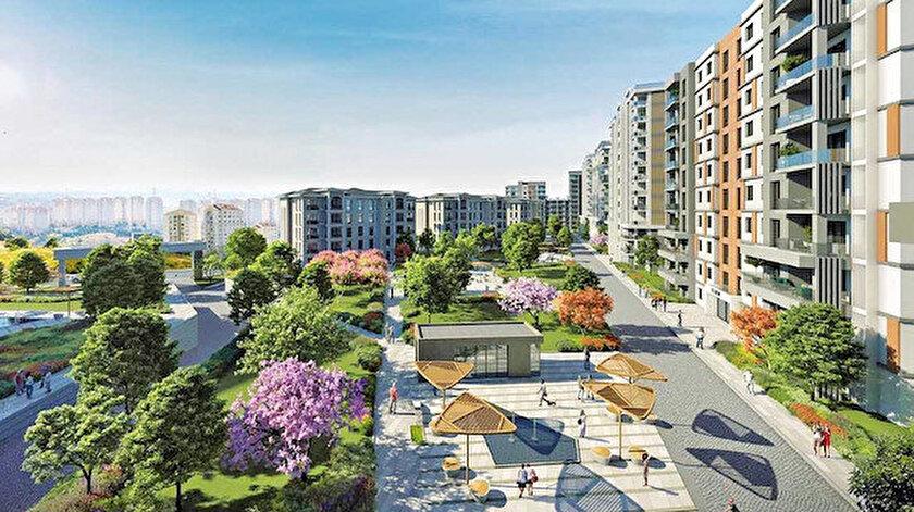 Fuzul Yapı Başakşehir projesi