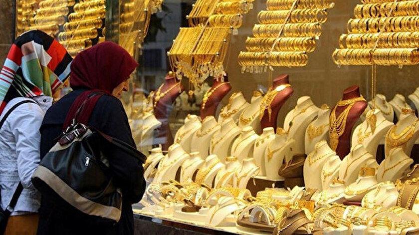 Altın fiyatlarındaki aşırı yükselme, tasarruf sahiplerini alternatif yollara itiyor.