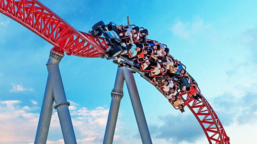 Sınırsız eğlence ile hayata ve adrenaline açık ol!