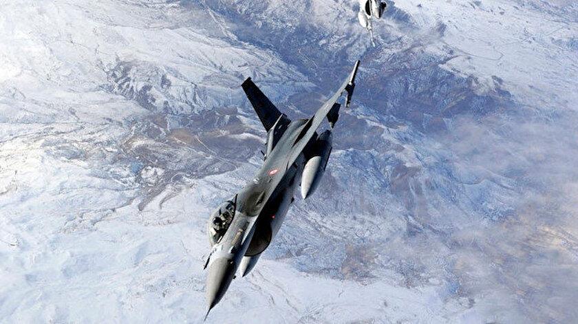 Arşiv - Libya'dan 'Vatiyye üssünü bombalayan uçaklar yabancı güçlerin' açıklaması yapıldı.