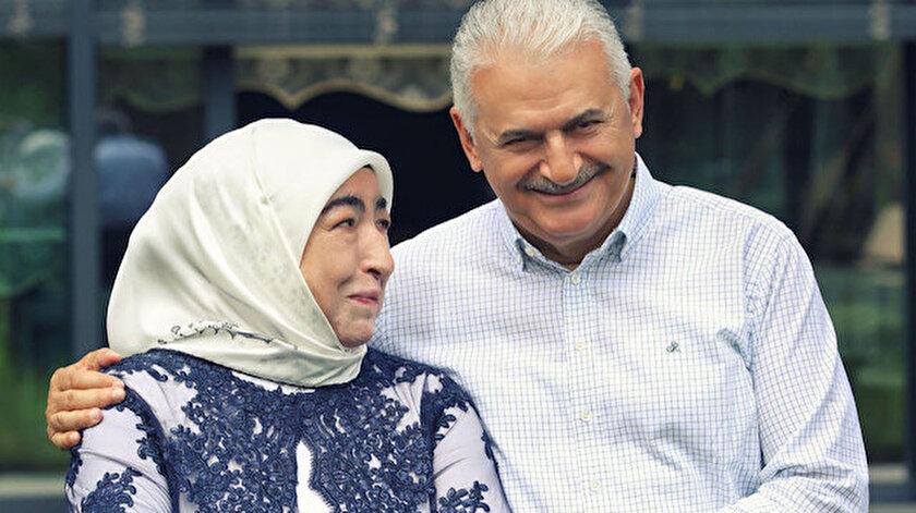 AK Parti'li Binali Yıldırım'ın eşi Semiha Yıldırım'a çirkin sözler ...