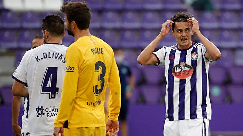 (ÖZET) Real Valladolid Barcelona maç özeti ve golü