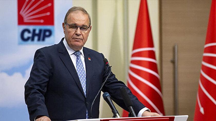 Cumhuriyet Halk Partisi Genel Başkan Yardımcısı ve Parti Sözcüsü Faik Öztra