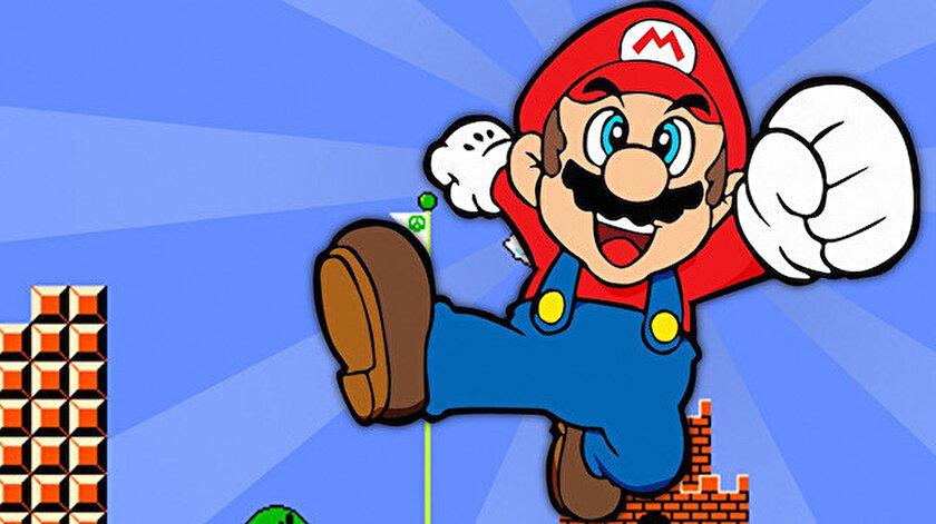 90ların efsane oyunu Süper Marioya rekor fiyat