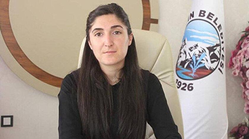 Ağrı haberleri: Görevden alınan HDPli Diyadin Belediye Başkanı Betül Yaşar tutuklandı