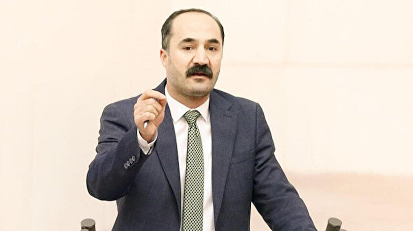 HDP Muş Milletvekili Mensur Işık.