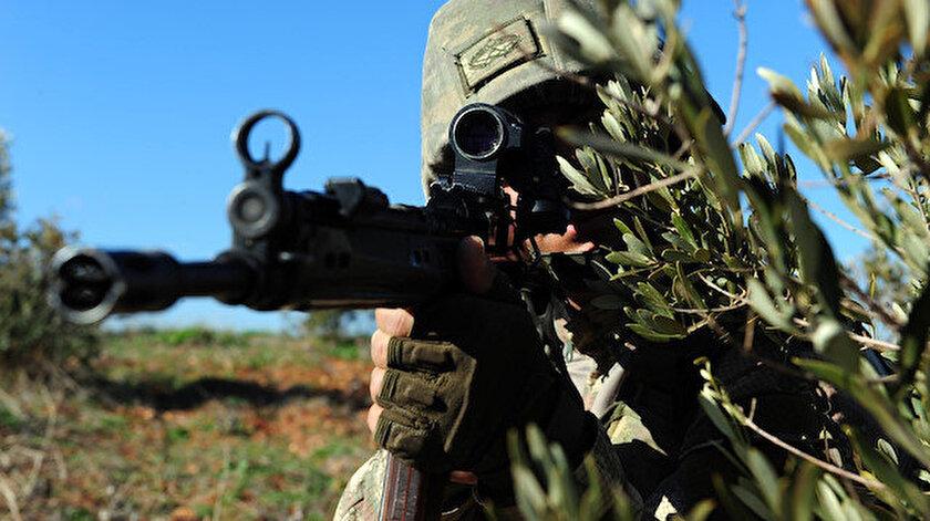 Güvelik güçlerimiz, terör örgütü PKK'ya bir darbe daha vurdu.