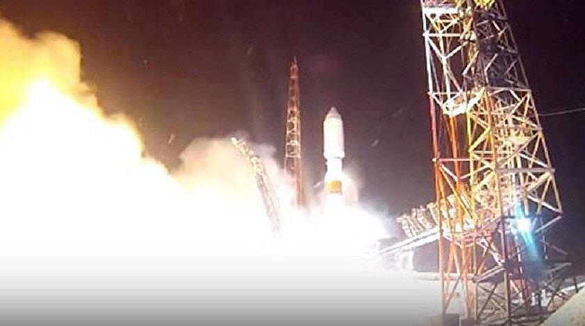İngiltere ve Amerika endişe içinde: Rusyaya uzaya silah gönderdi suçlaması