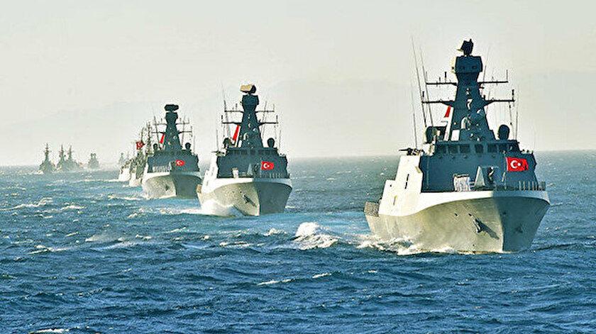 On beş savaş gemisi koruyor: Oruç Reis korkusu nedeniyle Yunan ordusunda tatiller iptal edildi