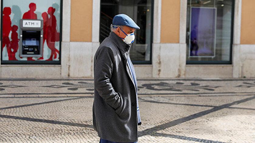 Portekiz'de üretilen koronavirüs maskesinin virüsü etkisiz hale getirdiği ortaya çıktı.