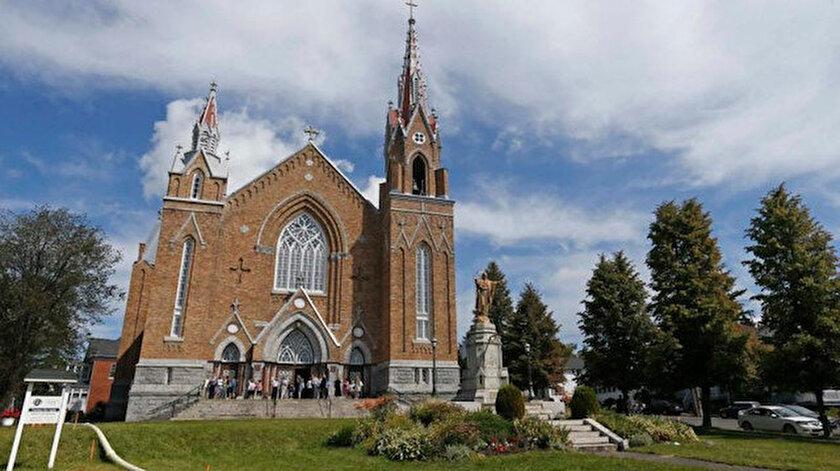 Kanada'da bir kilisede daha istismar vakası ortaya çıktı.