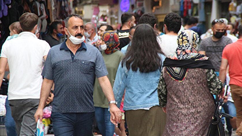 Rizeliler de maske konusunda gerekli hassasiyetin gösterilmediği fikrinde.