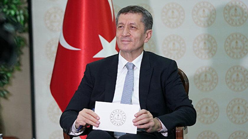 Milli Eğitim Bakanı Ziya Selçuk, detayları ile yeni süreci anlattı.