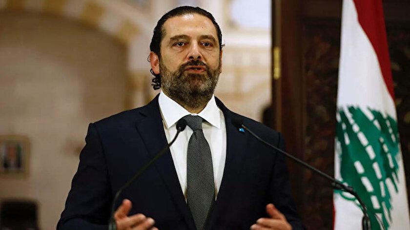 Lübnan'ın eski Başbakanı Saad Hariri.