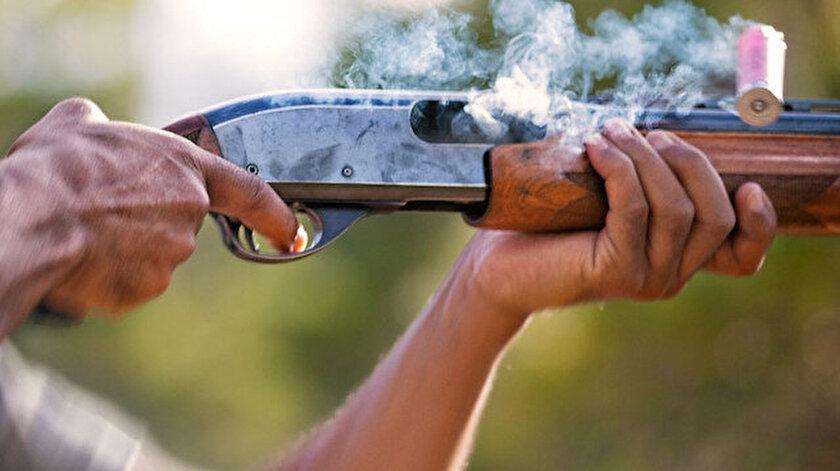 Kastamonuda korkunç olay: Bahçede domuzlara karşı nöbet tutan köylü kazayla eşini öldürdü
