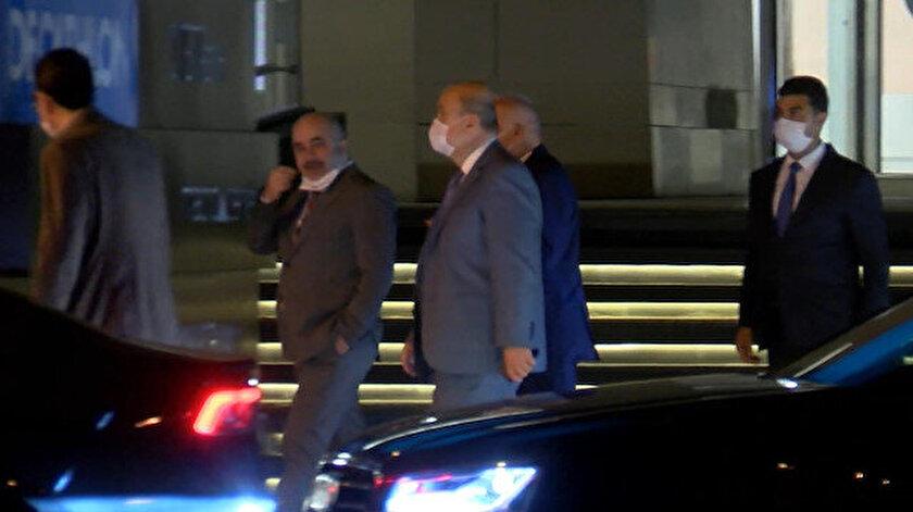 """İstanbul'da dün """"Ekonomide Normalleşme Değerlendirme Toplantısı"""" yapıldı."""