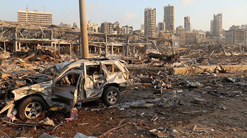 Beyrut'un yaklaşık 200 bin kişilik mülteci nüfusu arasındaki ölü sayısının daha da artmasından korkuluyor.