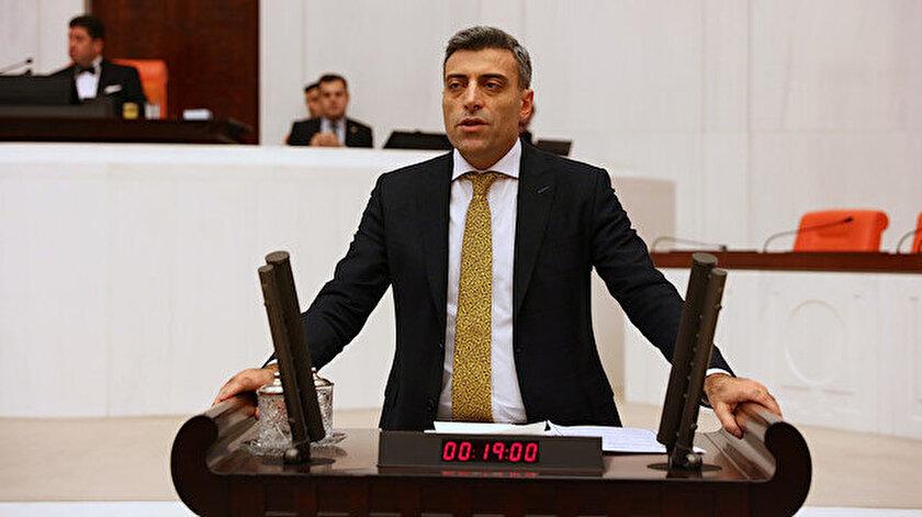 CHP eski milletvekili Öztürk Yılmaz