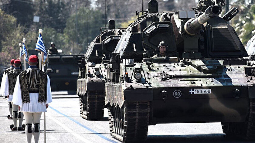 Yunan basınından uçak kaldıramayan orduya Akdeniz gazı: F-16lar hazır