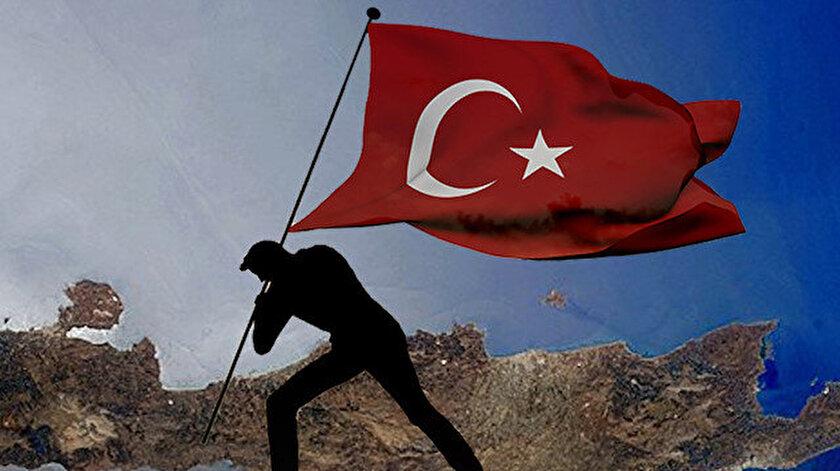 Uluslararası hukuka göre Adanın 4'te 3'ü Türkiye'ye devredilmeli.
