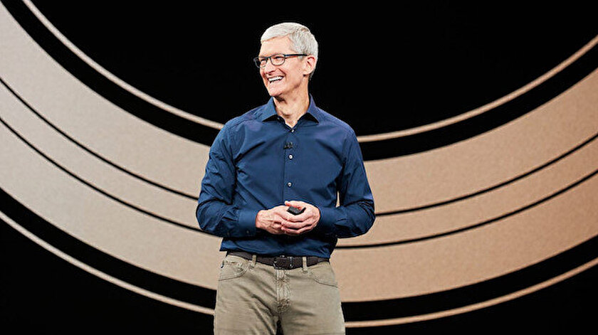 Tim Cook, Apple'ın CEO'su