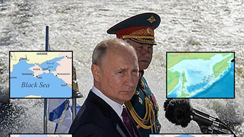 Rus etki alanları giderek büyürken bu bölgedeki her ülke için ciddi bir tehdit.