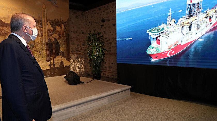 Cumhurbaşkanı Erdoğanın duyurduğu Türkiye tarihinin en büyük doğal gaz rezervi yabancı basında büyük yankı buldu