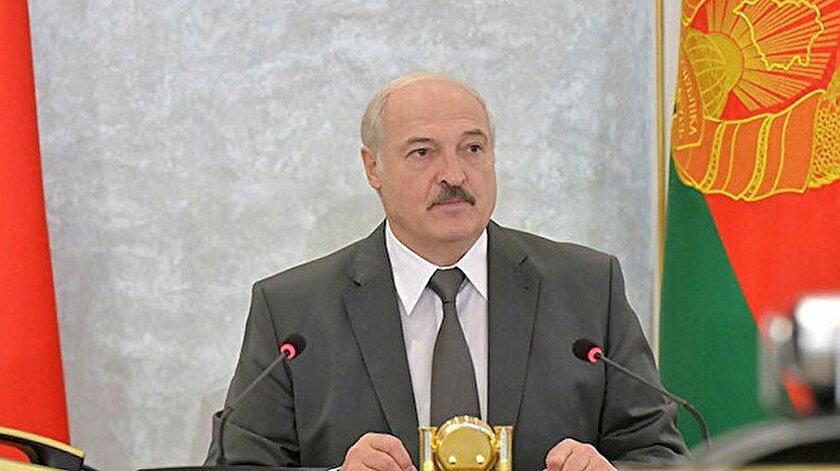 Belarus Cumhurbaşkanı Aleksandr Lukaşenko.