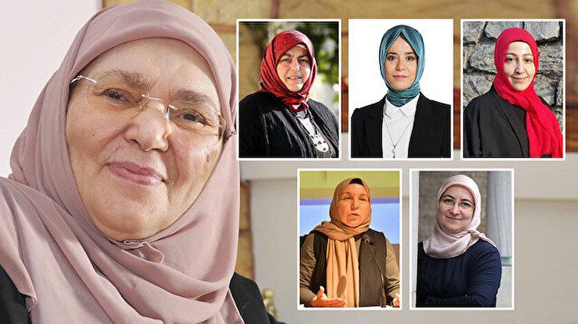 Sibel Eraslan, Zeynep Türkoğlu, Semanur Sönmez Yaman, Yıldız Ramazanoğlu ve Gülcan Tezcan merhum Şule Yüksel Şenler'in mücadelesini ve hayatlarına yaptığı katkıyı anlattı.