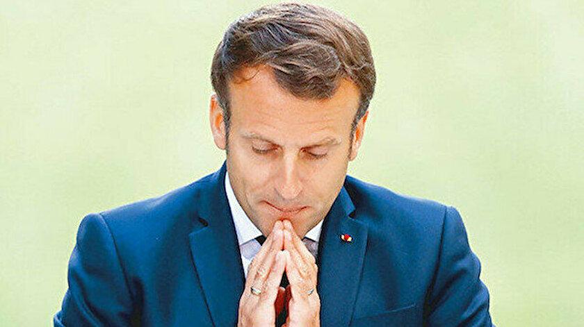 Fransa'nın hedefi işgal: Fransızlar Atina üzerinden Doğu Akdenizi işgal etmek istiyor 