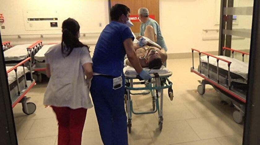 Onur Güç (26) hastanede hayatını kaybetti.