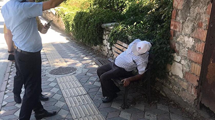 Bilecik haberleri: Bankta otururken kalp krizi geçirdi: 45 dakikalık kalp masajıyla hayata döndü