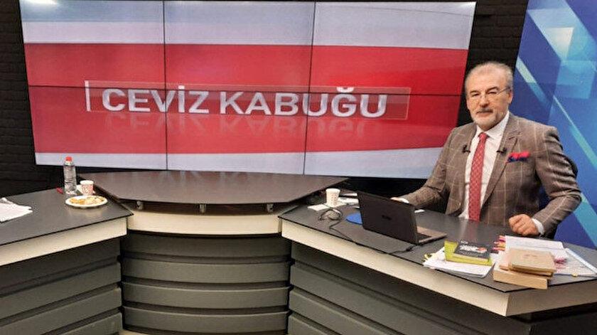 Halk TV, Hulki Cevizoğlu'nun programını yayından kaldırdı.