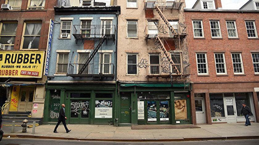 Koronavirüs New Yorku vurdu: Boşalan daire ve işyeri sayısı rekor seviyede