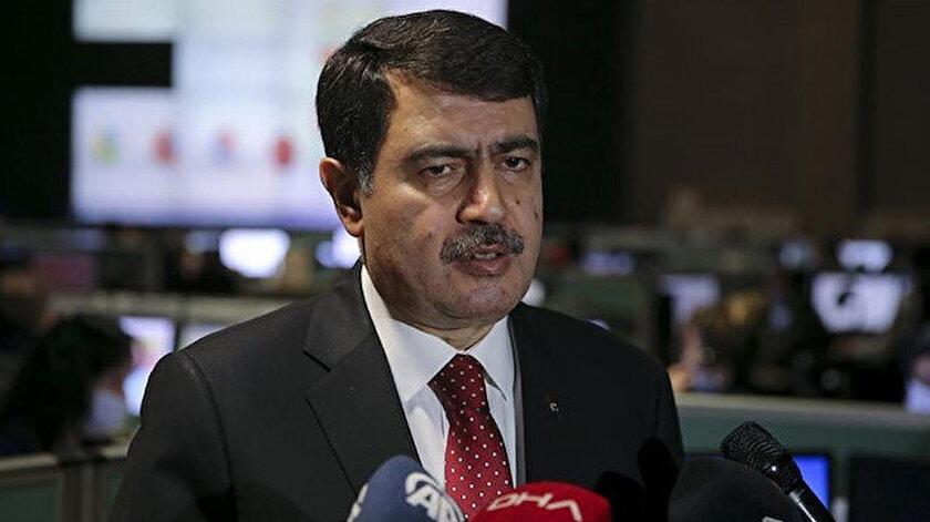 Ankara Valisi Vasip Şahin