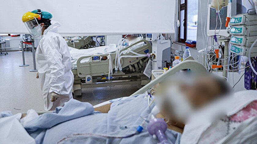 Yoğun bakımdaki genç hasta sayısı arttı: Yüzde 100 doluluk oranına ulaşan hastane görüntülendi