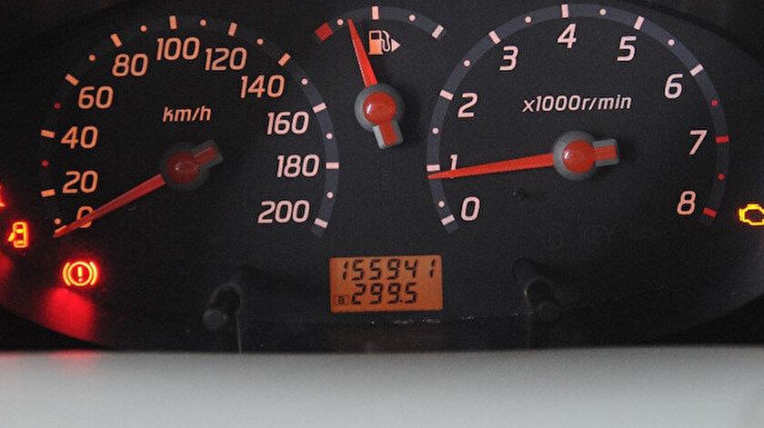 İkinci el araçlarda dolandırıcılar kilometre birimini mile çeviriyor.