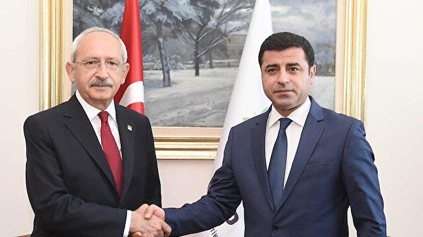 Kılıçdaroğlu'ndan Demirtaş açıklaması: Yattığı süreyi şeref madalyası olarak taşıyacak - Yeni Şafak