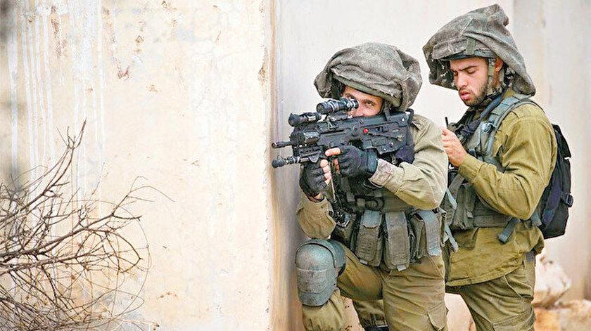 İşgalci İsrail yönetimi, abluka altında tuttuğu Gazze'de direnişi kırmak amacıyla suikast politikasına dönme mesajı verdi.