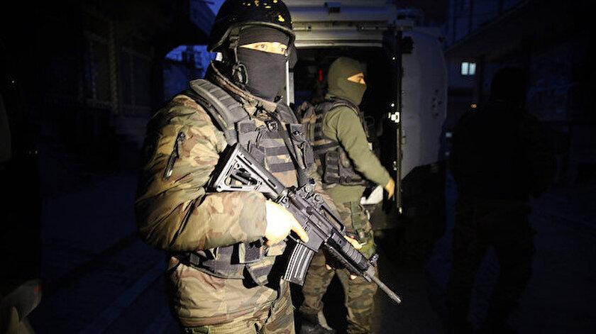 İstanbul haberleri: Küçükçekmecede PKK mensuplarına operasyon