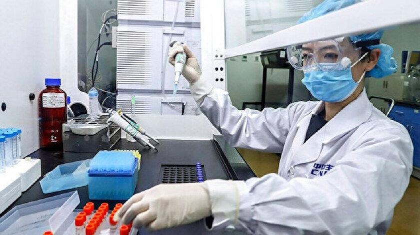 Çin'de burun spreyi formunda aşı geliştirildi.