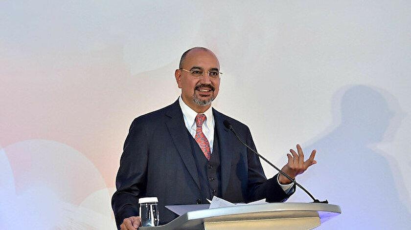 Yıldız Holding Yönetim Kurulu Başkanı Ali Ülker.